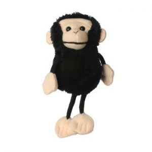 The Puppet Company Chimp Finger Puppet