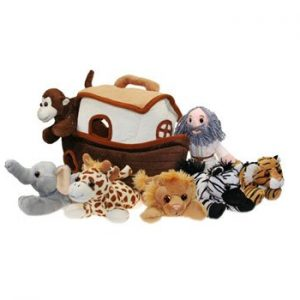 The Puppet Company Noah's Ark Hide Away Puppet