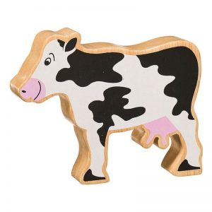 Lanka Kade Wooden Animals – Cow