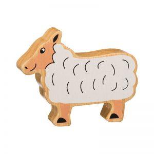 Lanka Kade Wooden Animals – Sheep