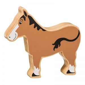 Lanka Kade Wooden Animals – Horse