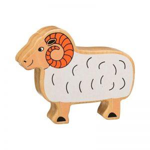 Lanka Kade Wooden Animals – Ram