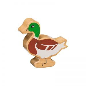 Lanka Kade Wooden Animals – Duck