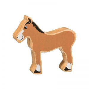 Lanka Kade Wooden Animals – Foal