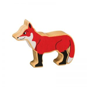 Lanka Kade Wooden Animals – Fox