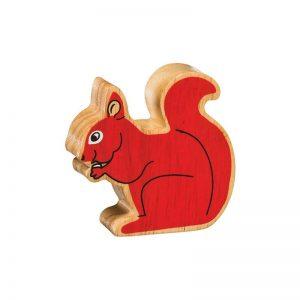 Lanka Kade Wooden Animals – Squirrel