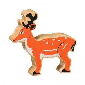Lanka Kade Wooden Animals – Deer