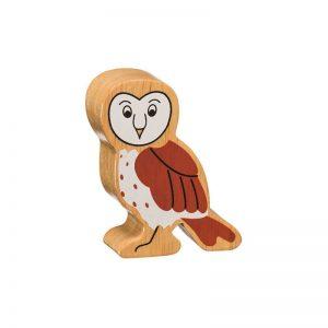 Lanka Kade Wooden Animals – Owl