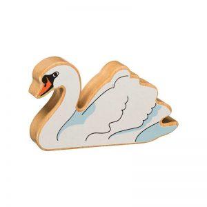 Lanka Kade Wooden Animals – Swan