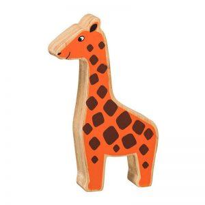 Lanka Kade Wooden Animals – Giraffe