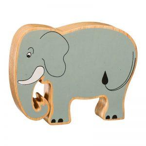 Lanka Kade Wooden Animals – Elephant