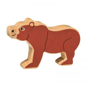 Lanka Kade Wooden Animals – bear