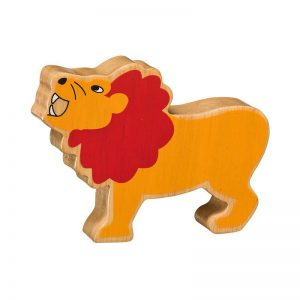 Lanka Kade Wooden Animals – Lion