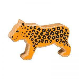 Lanka Kade Wooden Animals – Leopard