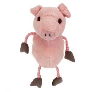 The Puppet Company Pig Finger Puppet