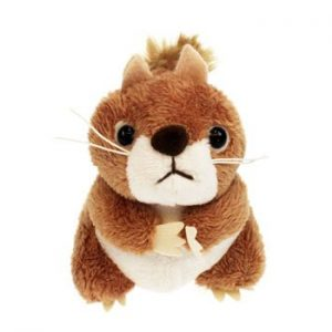 The Puppet Company Red Squirrel Finger Puppet