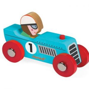 Janod Retro Racing Cars