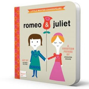 BabyLit Romeo & Juliet