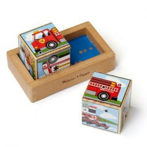 Melissa And Doug Vehicle Sound Blocks