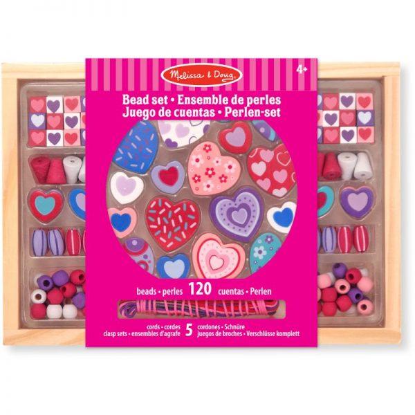 sweet hearts bead