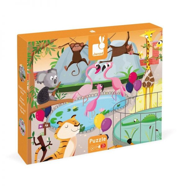tactile zoo puzzle 1