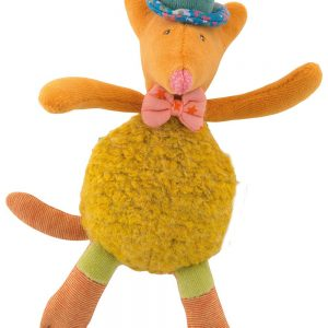 Moulin Roty Les Tartempois Fox Rattle