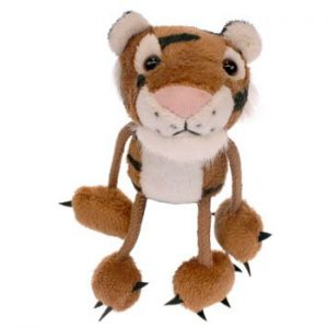 The Puppet Company Tiger Finger Puppet