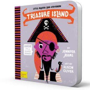 BabyLit Treasure Island