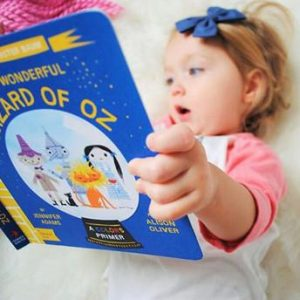 BabyLit The Wonderful Wizard of Oz