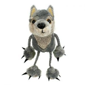 The Puppet Company Wolf Finger Puppet