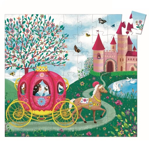 elise's carriage puzzle