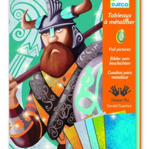 Djeco Viking Foil Pictures