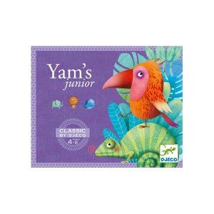 Djeco Yam's Junior Yahtzee