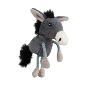 The Puppet Company Donkey Finger Puppet