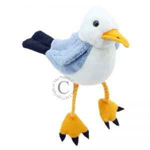 The Puppet Company Seagull Finger Puppet