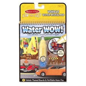 Melissa and Doug Water Wow – Vehicles