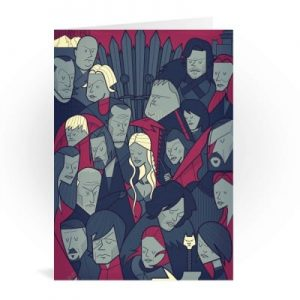Game of Thrones Card – Blank