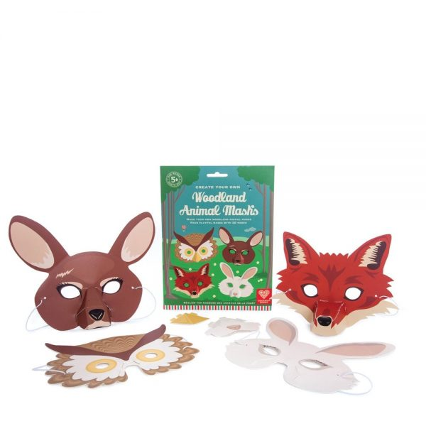Clockwork Soldier Woodland Animal Mask Kit