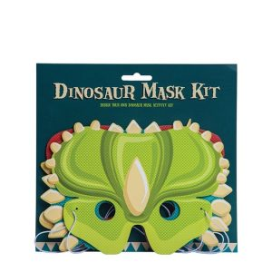 Clockwork Soldier Dinosaur Mask Kit