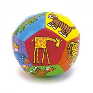 Jellycat Jungle Boing Ball
