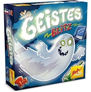 Geistes Blitz packaging