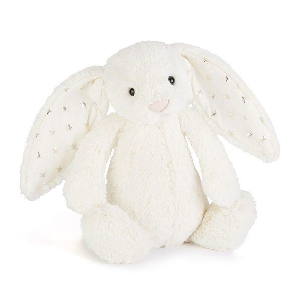 Jellycat Bashful Twinkly Bunny Medium