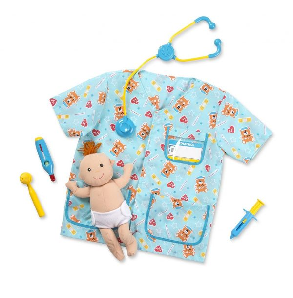 Melissa and Doug Pediatric Nurse Set