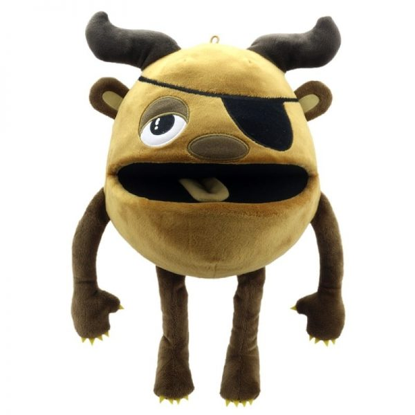The Puppet Company Brown Monster