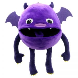 The Puppet Company Purple Monster
