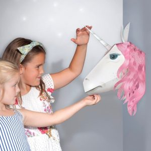 Clockwork Soldier Build A Magical Unicorn Head