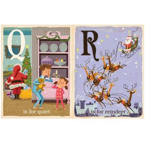 S is for Santa – A Christmas Alphabet