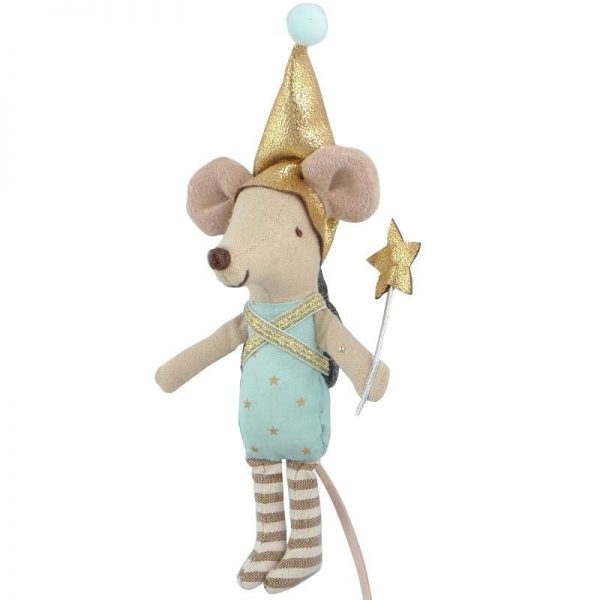 Maileg tooth fairy boy mouse front