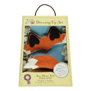 Sew Heart Felt Finlay Fox Dressing Up