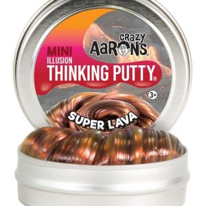 Crazy Aaron's Super Lava Illusion Mini Thinking Putty